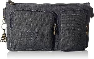 Kipling PEPPERY Pocket Organiser, 28 cm, 1 Litre, Black Indigo
