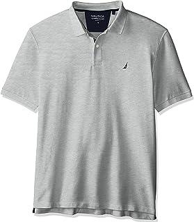 Nautica 诺帝卡 男士经典短袖纯色Polo衫