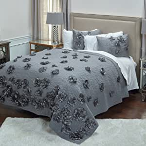 1 Piece Quilight In Gray
