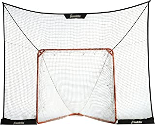 Franklin Sports Fibertech Lacrosse 目标背板 - 30.48 厘米 x 22.86 厘米