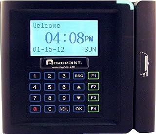 Acroprint timeQplus 近似时间和出勤系统时钟 条形码 New 新品
