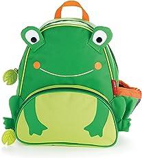 美国Skip Hop可爱动物园小童背包-小青蛙SH210207