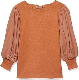 Lily Brown 蓬松袖针织上衣 LWNT201114 女款