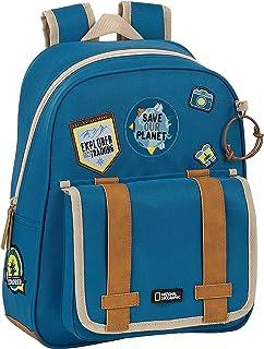 National Geographic 儿童背包 可调整 280 x 100 x 340 毫米
