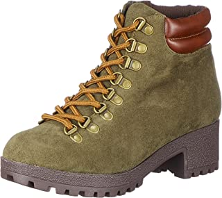 [YOSUKE] 靴子 绑带短靴 2400090
