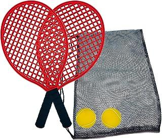 Schildkröt Funsports 中性款沙滩网球套装,多色,小号