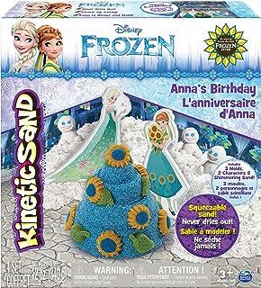 Kinetic Sand - Disney 冰雪 - Anna's 生日