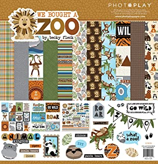"""PhotoPlay Collection Pack 12""""X12""""-We Bought A Zoo"""