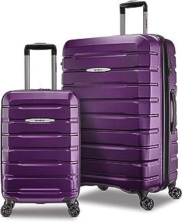 Samsonite 新秀丽 Tech 2.0 硬壳可扩展行李箱 带万向轮 紫色 2-Piece Set (21/27)