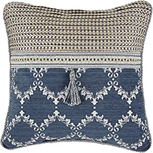 Croscill 装饰枕头 深青色(Deep Teal) Fashion Pillow 2A0-582O0-8030/367