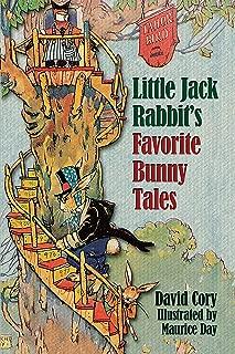 Little Jack Rabbit's Favorite Bunny Tales (English Edition)