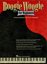 Boogie Woogie for Beginners Songbook (English Edition)
