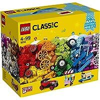 LEGO 乐高 拼插类 玩具Classic 经典系列 多轮创意积木 10715