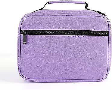 铅笔筒 40 Slots - Purple ABUS-180SlotsCase