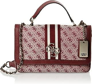 Guess Guess Vintage,女式单肩包,红色(梅洛特),6x19 x 29 厘米(宽 x 高)