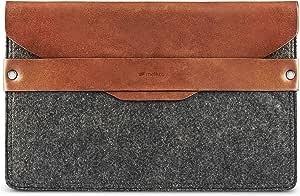 Melkco Fashion European Series 对开式 蓝色MKEUNAPIPATRBNIT Traditional iPad air (Brown)