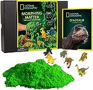 "National GEOGRAPHIC Morphing Matter 套装 Dinosaur Playset ""Multi"""