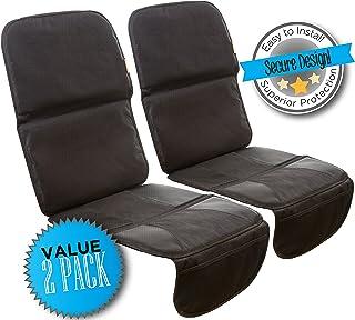 Zohzo 儿童和婴儿汽车*座椅保护垫(2 只装)