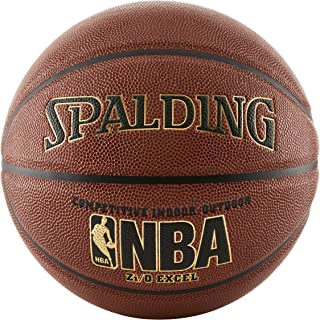Spalding Men's Zi/O Excel Tournament Basketball, Full Size 29.5/SZ 7