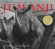 Jumanji: 30th Anniversary Edition (English Edition)