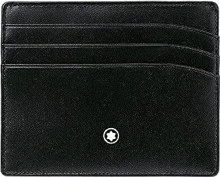 Montblanc 万宝龙 Masterpiece 信用卡包,黑色,4017941572370