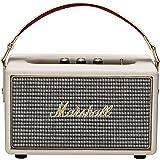 Marshall 马歇尔 Kilburn HiFi摇滚重低音监听级移动式无线蓝牙音箱 带提手无线音响系统 奶白色
