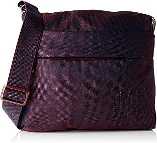 Mandarina Duck 女士 Md 20 Lux 手提包,均码 Blackberry Syrup Einheitsgröße