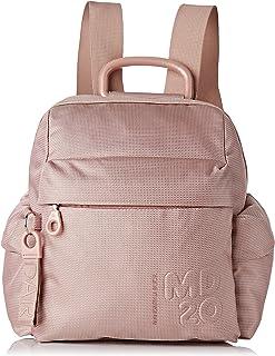 Mandarina Duck 女士 Md20 Tracolla 背包,粉色(淡红色),14x26x24 厘米