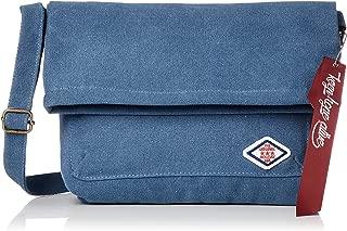 [KEIS]包 单肩包 挎包 斜挎 帆布 帆布 翻盖单肩包