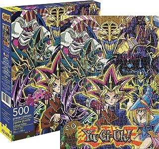 Aquarius Yu-GI-Oh 拼图(500 片)