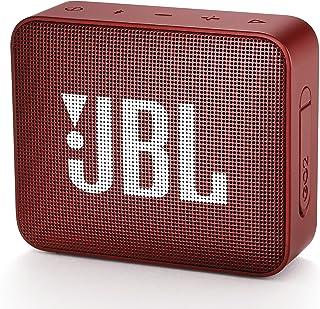 JBL GO2 蓝牙扬声器 PX7防水/便携式/无源 带散热器 红色 JBLGO2RED