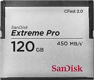 SanDisk 闪迪 Extreme Pro CFast 存储卡(SD/USB 2.0-120 GB Class 10