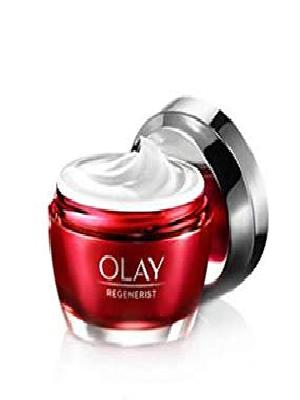 Olay Regenerist 3 Point Firming Anti-Ageing Cream Moisturiser and Reduces The Look of Wrinkles, 50