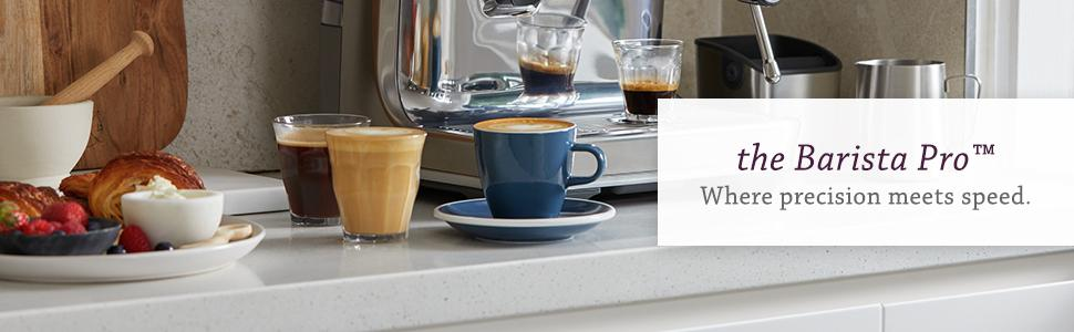 Bean to cup Espresso maker by Sage Appliances