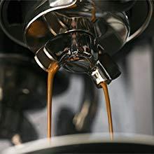 perfect temperature coffee