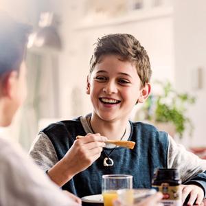 Familie Kinder Honig Manuka Honig Neuseeland Frühstück Beauty Honigmaske Honigpeeling