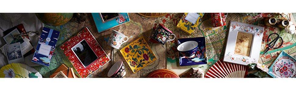 Wedgewood, Wonderlust, wanderlust, exotic tea, mug, teacher, gifts, travel gifts, souvenier,