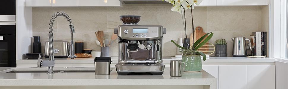 bean to cup espresso machine, sage appliances