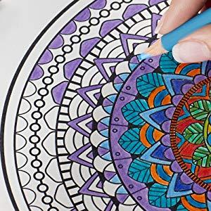 Prismacolor Col-Erase Erasable Colored Pencils - Adults Coloring