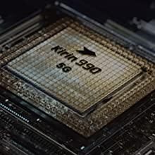 Kirin 990 5G chipset. Thanks to the 7nm+ EUV technology and innovative CPU architectures