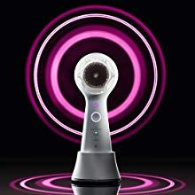 clarisonic mia smart facial cleansing device foundation make up application