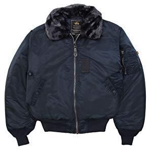 alpha industries, b-15,flight jacket