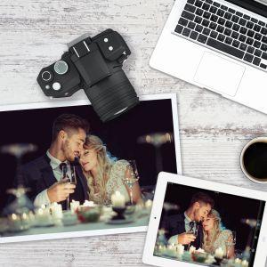 expression photo, xp-8600, epson, photo printing, claria ink, mobile printing, home printer