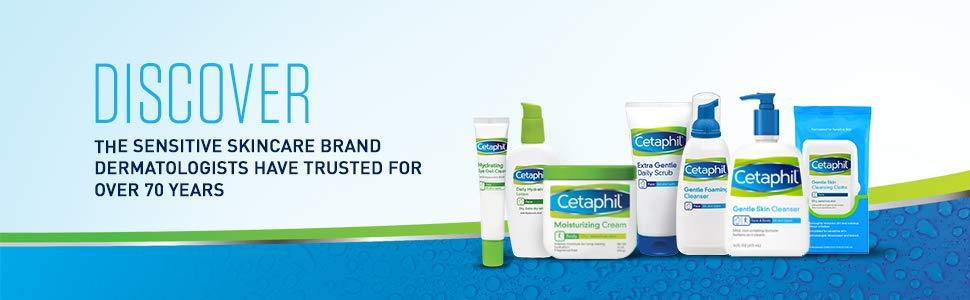 Cetaphil Gentle Skin Care Lineup