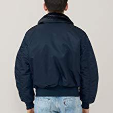 alpha industries,b-15,flight jacket