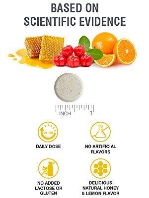 Swisse Ultiboost Vitamin C + Manuka Honey