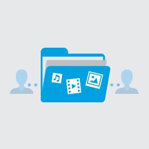 Einfaches Freigeben von Dateien und Ordnern indem Sie öffentliche oder private Links verwenden