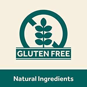 Natural Ingredients, Gluten Free