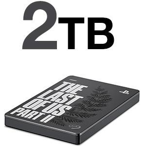 2TB storage
