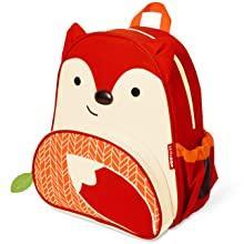 ferguson fox, zoo pack, backpack